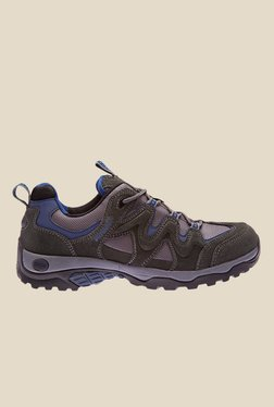 Wildcraft Amphibia Stride Grey & Olive Casual Shoes