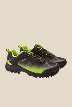 Wildcraft Craggrip Spring Green & Black Casual Shoes