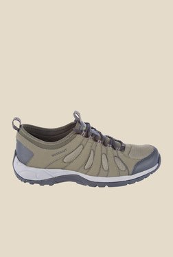 Wildcraft Olive Casual Shoes