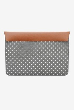 "DailyObjects Swiss Dots MacBook 12"" Envelope Sleeve"