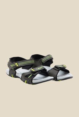 Lancer Olive & Grey Floater Sandals