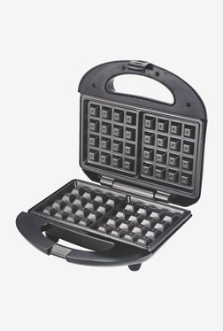 Lifelong Waffled 105 2 Slice Waffle Maker (Black)