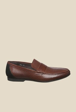 Enzoni Odin Brown Formal Loafers