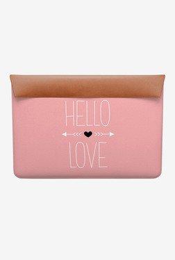 DailyObjects Hello Love MacBook Air 13 Envelope Sleeve