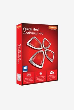 Quick Heal Antivirus Pro - 2 PCs for 1 Year