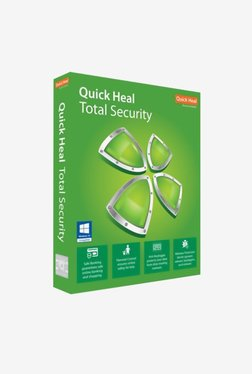 Quick Heal Total Security - 1 PC for 1 Year