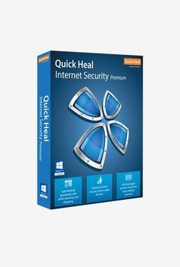 Quick Heal Internet Security - 3 PCs For 3 Years