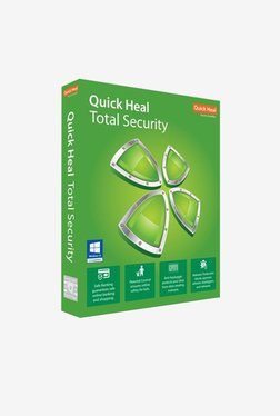 Quick Heal Total Security 3 User for 3 Year