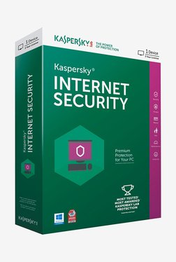 Kaspersky Internet Security 2016 - 1 PC for 3 Years