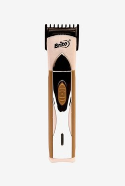 Brite Professional BHT-640 Hair Trimmer For Men (Gold)