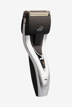 Brite Professional BS-440 Shaver For Men, Women (Silver)