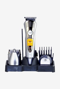 Kemei 580 7 In 1 Clipper For Men And Women (Silver)