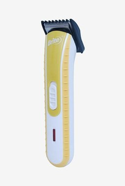 Brite Professional BHT-600 2 In 1 Trimmer For Men (Yellow)