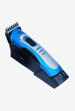 Brite Rechargeable BHT 709 Trimmer For Men (Blue)