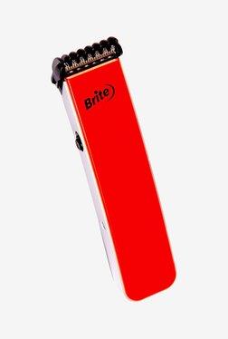 Brite BHT-216W 2 In 1 Trimmer For Men (Orange)