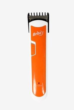 Brite BHT-408 2 In 1 Trimmer For Men (Orange)