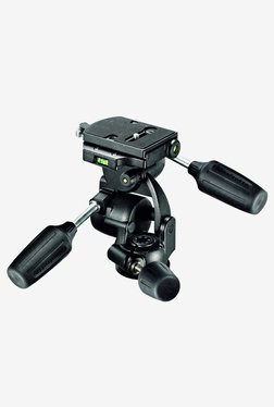 Manfrotto 808RC4 3 Way Head (Black)