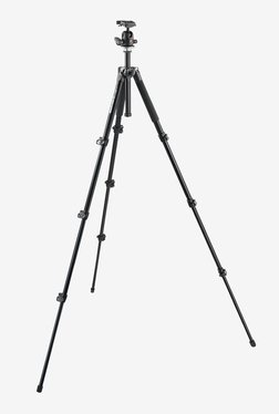 Manfrotto MK294A4-A0RC2 Tripod (Black)