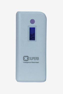 Xuperb XU-M4-110 11000 MAh Power Bank (White & Purple)