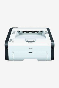 Ricoh SP 210 Single Function Laser Printer (Black & White)