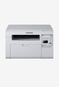 Samsung SCX-3401 Monochrome Laser Printer (Grey)