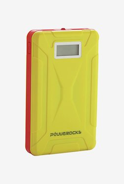 Powerocks Mach 125 12500mAh Power Bank (Yellow & Red)