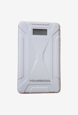 Powerocks Mach 125 12500mAh Power Bank (White & Red)