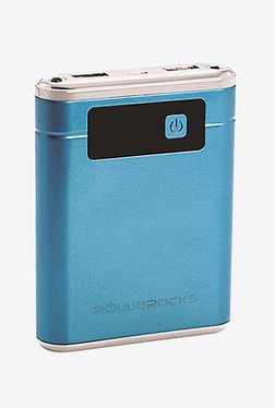 Powerocks Axis 100 10000 mAh Power Bank (Blue & Silver)