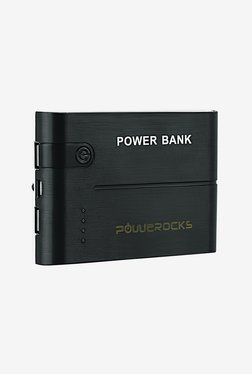 Powerocks Axis 150 15000 mAh Power Bank (Black & White)