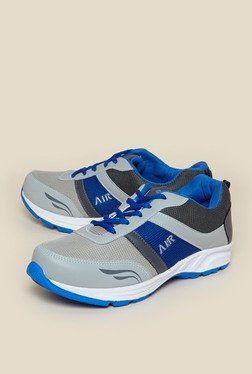 Zudio Grey Training Shoes
