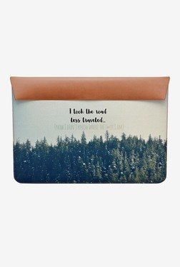 DailyObjects Where The MacBook Air 11 Envelope Sleeve