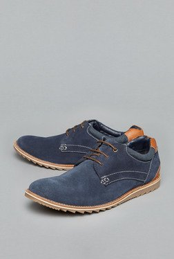 David Jones By Westside Navy Casual Shoes