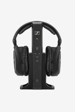 Sennheiser RS 175 Over The Ear Bluetooth Headphones (Black)