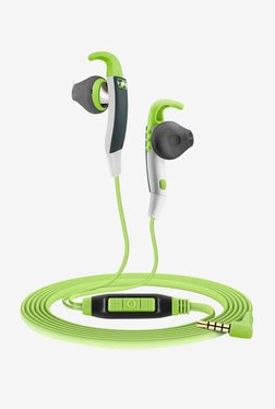 Sennheiser MX 686G Sports In The Ear Headphones (Green)
