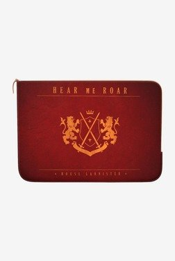 "DailyObjects House Lannister MacBook 12"" Zippered Sleeve"