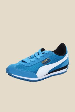 f0ff6c02c34 Puma James Jr Ind White Sneakers for Boys in India February