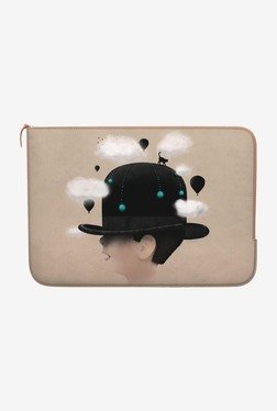 "DailyObjects Blind Dreams MacBook 12"" Zippered Sleeve"