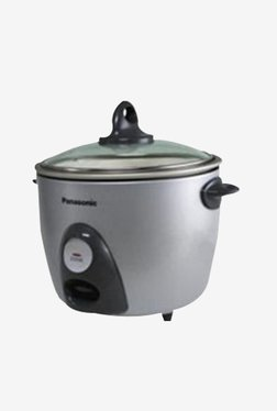 Panasonic SR-G06 Small Family Size Rice Cooker (Grey)