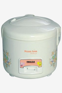 Inalsa Steam Cook DX 1.8L 750W Rice Cooker
