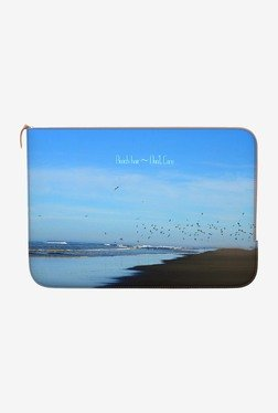"DailyObjects Beach Hair MacBook 12"" Zippered Sleeve"