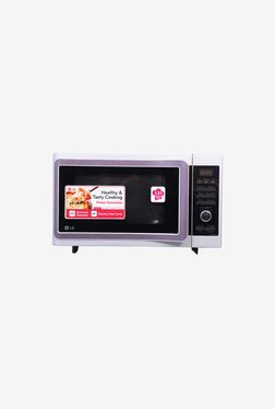 LG MC2881SUS 28 L Convection Microwave Oven(Silver)