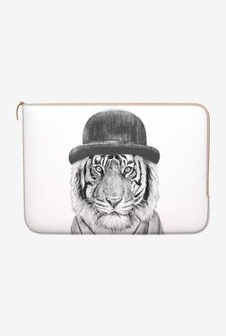 "DailyObjects Welcome Jungle MacBook 12"" Zippered Sleeve"