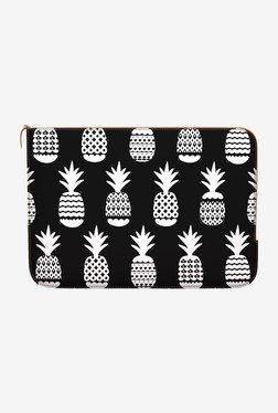 "DailyObjects White Pineapple MacBook Air 13"" Zippered Sleeve"