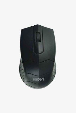 Envent ET-M094 1000 DPI Wired Optical Mouse (Black)