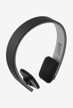 Envent BoomBud Over The Ear Bluetooth Headphone (Black)