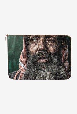 DailyObjects One Eyed Dreamer Macbook Air 11 Zippered Sleeve