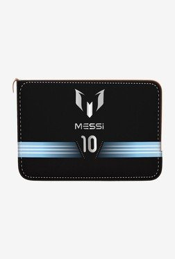 "DailyObjects Messi Stripe Macbook 12"" Zippered Sleeve"