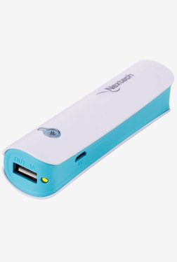 Nextech iCharge PB360WH 2800 mAh Power Bank (White)