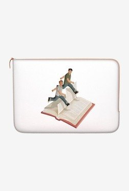 "DailyObjects Grading Curve Macbook 12"" Zippered Sleeve"