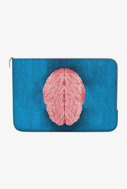 "DailyObjects Grey Matter Macbook 12"" Zippered Sleeve"